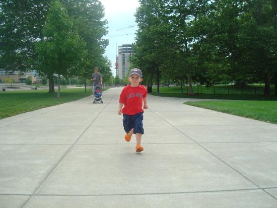 Sam running resize.JPG