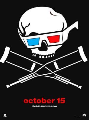 Jackass 3D poster