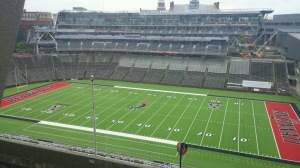 Nippert pic Tubs office