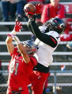McKay TD vs Rutgers