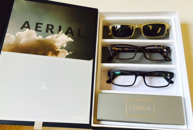 Frameri box