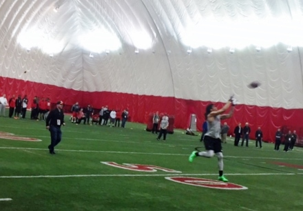 Moore at pro day (440x306)