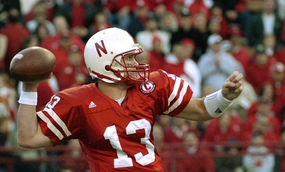 Zac Taylor at Nebraska