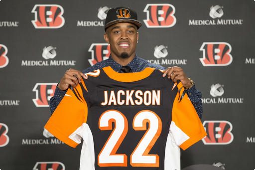 Will Jackson with jersey